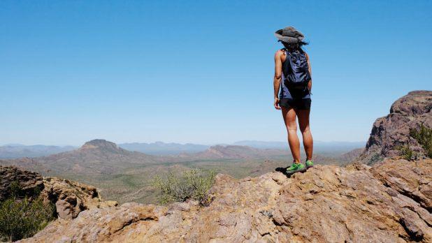 Sonoran Desert, Arizona Hiking