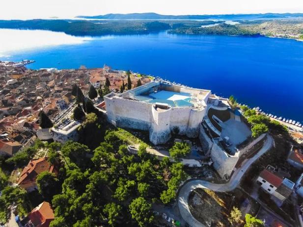 St. Michael's Fortress Šibenik Croatia