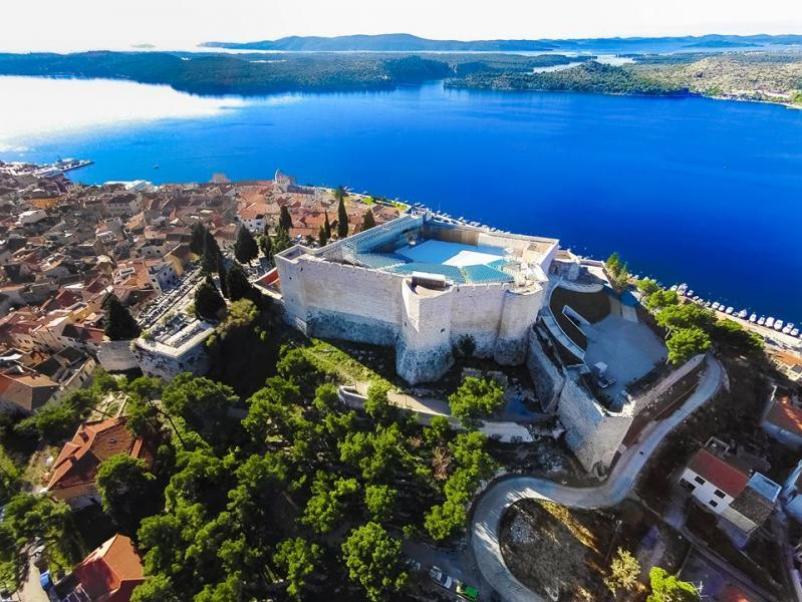 St. Michael's Fortress Sibenik Croatia