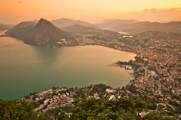 Lugano-Switzerland
