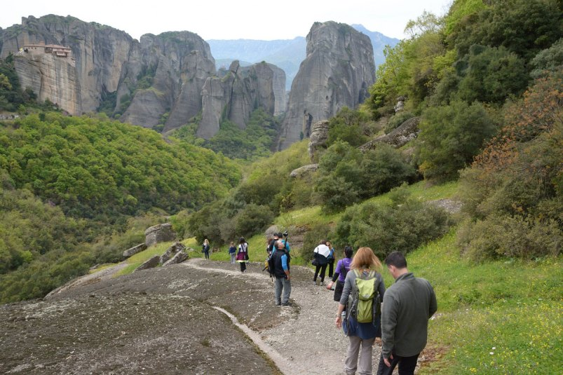 Meteora Monasteries Best Hikes in Greece