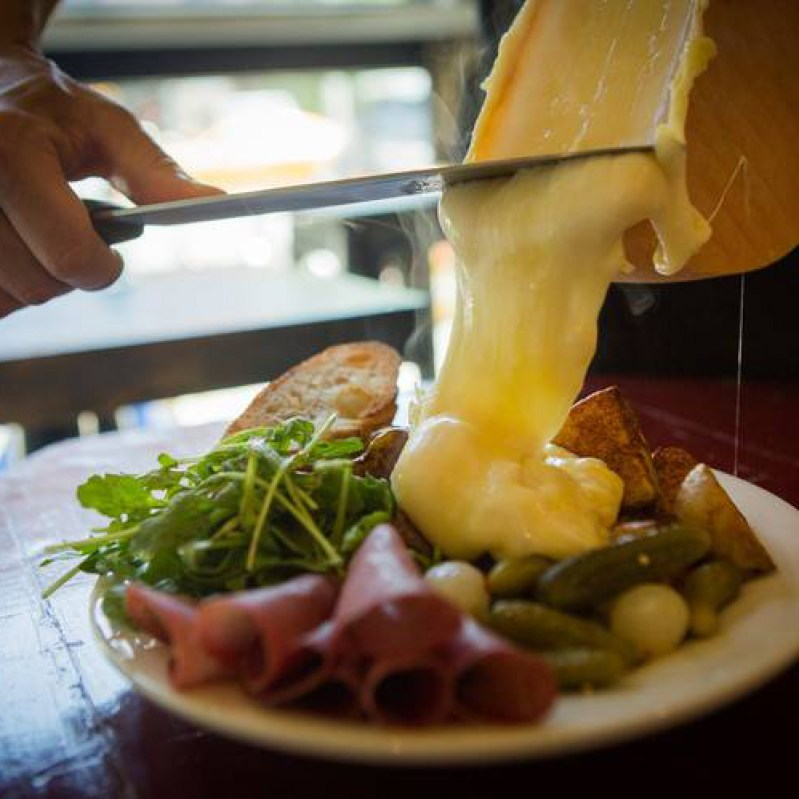 Raclette Top 7 Swiss Foods You must try in Switzerland