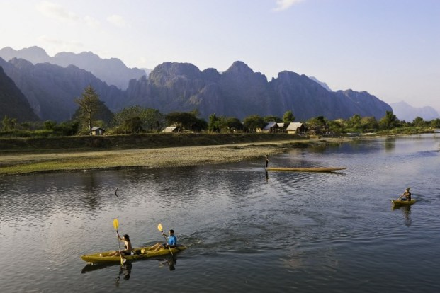 Travel and Cruise on Vang Vieng's River Best and Unique Experiences to get in Laos
