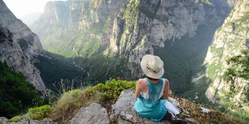 Vikos Aoos National Park Best Hikes in Greece to Get More Adventures