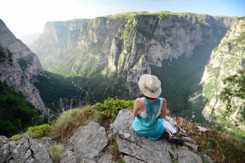 Vikos Aoos National Park Best Hikes in Greece