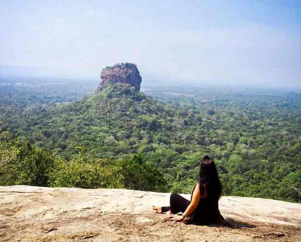Hike Sigiriya Rock Fortress Sri Lanka Top 5 things to do in Sri Lanka for travelers