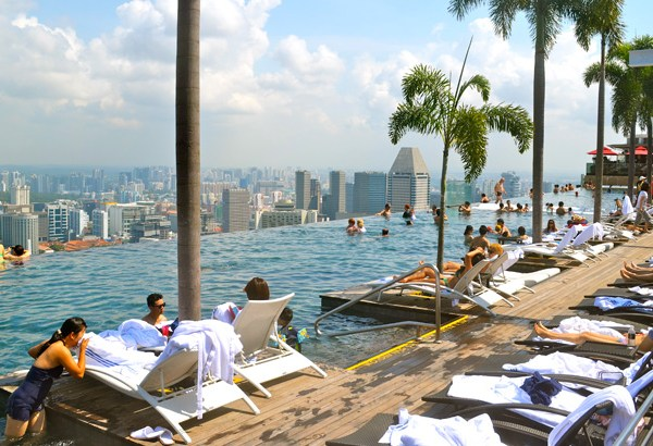 Marina Bay Sands Pool Everything You Need to Know