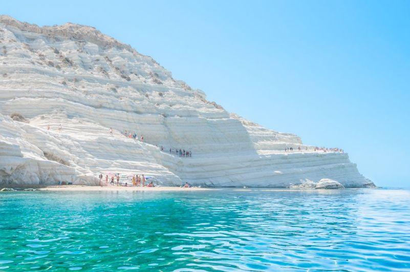 Scala del Turchi beach