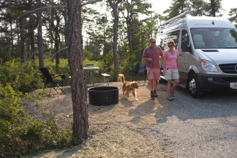 Best Campgrounds in Acadia National Park: Travel Guide ...