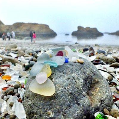 Sea Glass Beach California