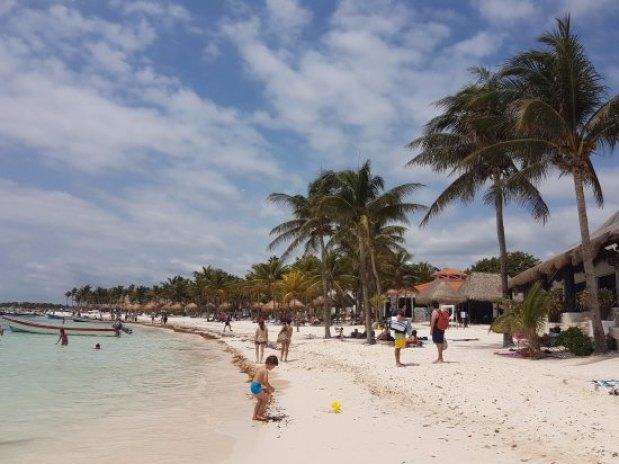 Akumal Beach, Riviera Maya Best Beaches in Mexico