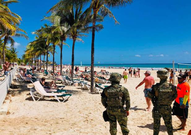 Cancun safest beaches to travel in Mexico