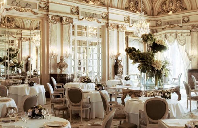 Alain Ducasse Hotel de Paris Monaco Restaurants