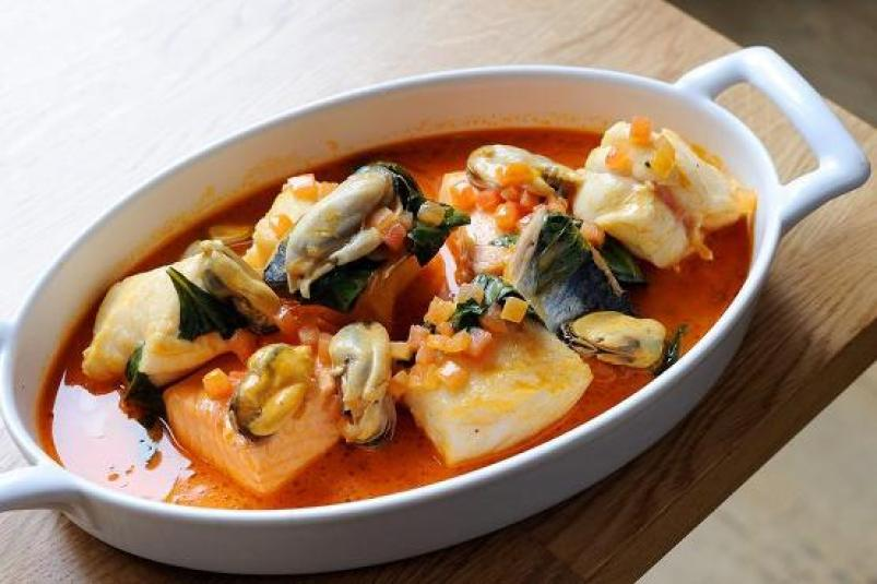 Bouillabaisse Monaco Food