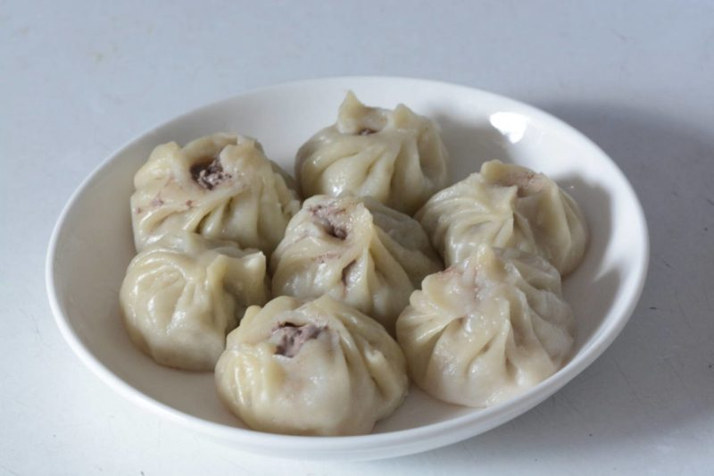 Buzz Mongolian food or Mongolian Dumplings