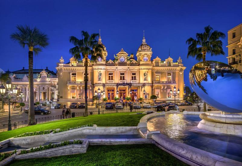 Is Monte Carlo in Monaco or France