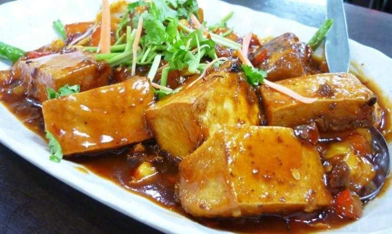 Mongolian food vegetarian