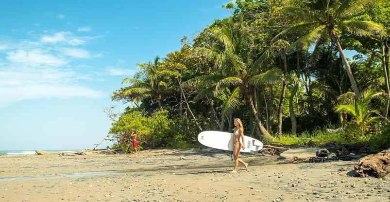 Playa Santa Teresa Costa Rica Beaches