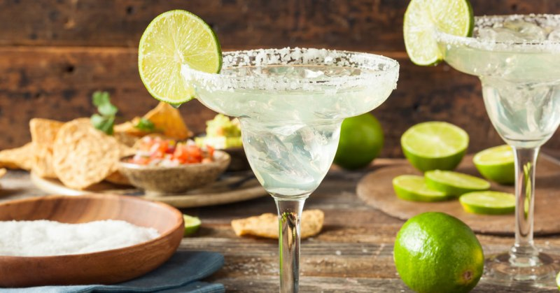 The most loved drink Margarita