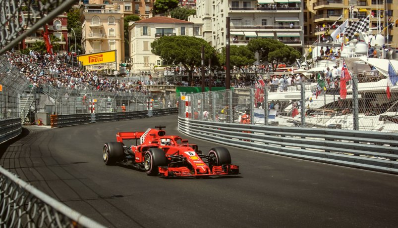 Visit Monaco Grand Prix