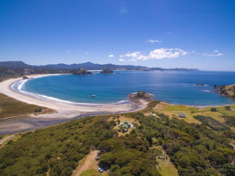 Great Barrier Island Weather