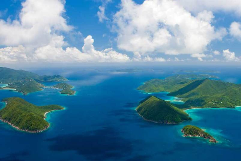 Is Tortola a country