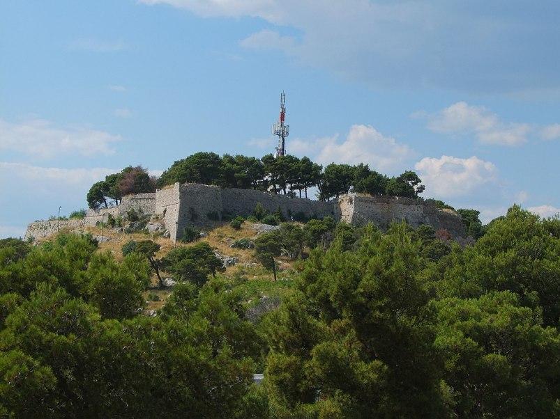 St. John's Fortress Sibenik Croatia