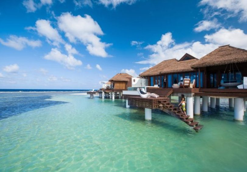 Tahiti Island Floating Bungalows