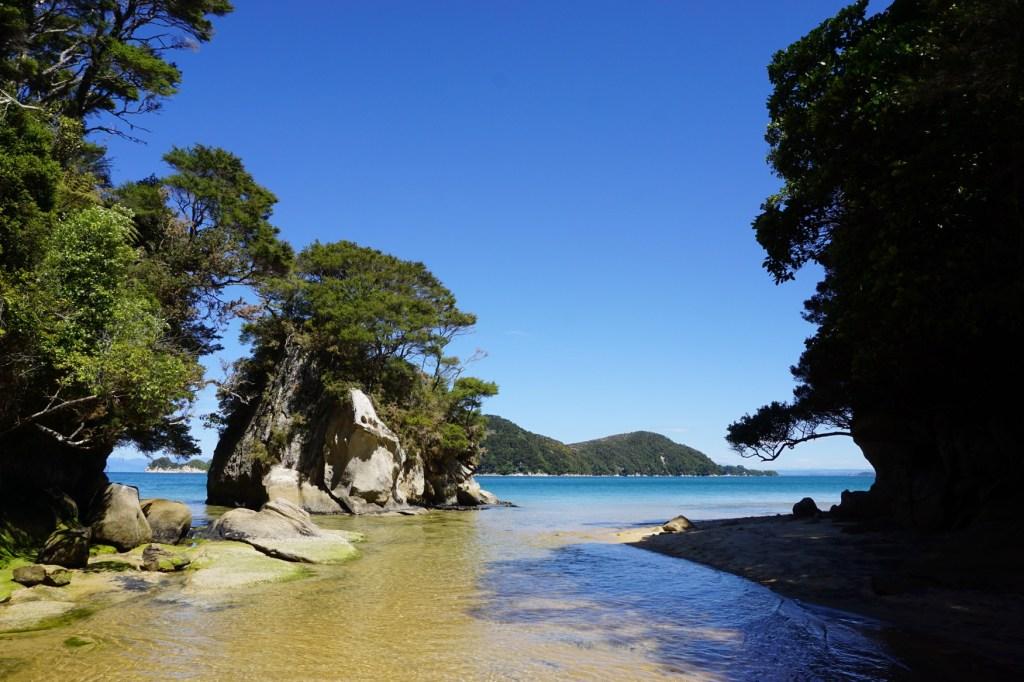Abel Tasman National Park, Nelson Tasman, South Island New Zealand