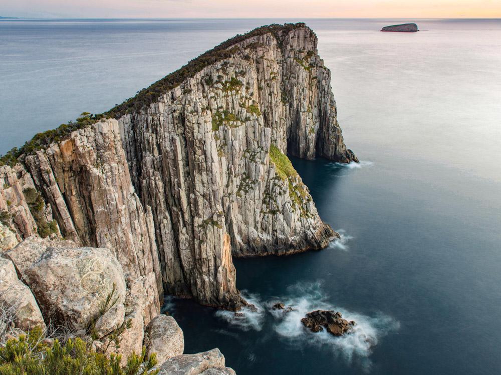 Cape Huay in Tasmania Australia