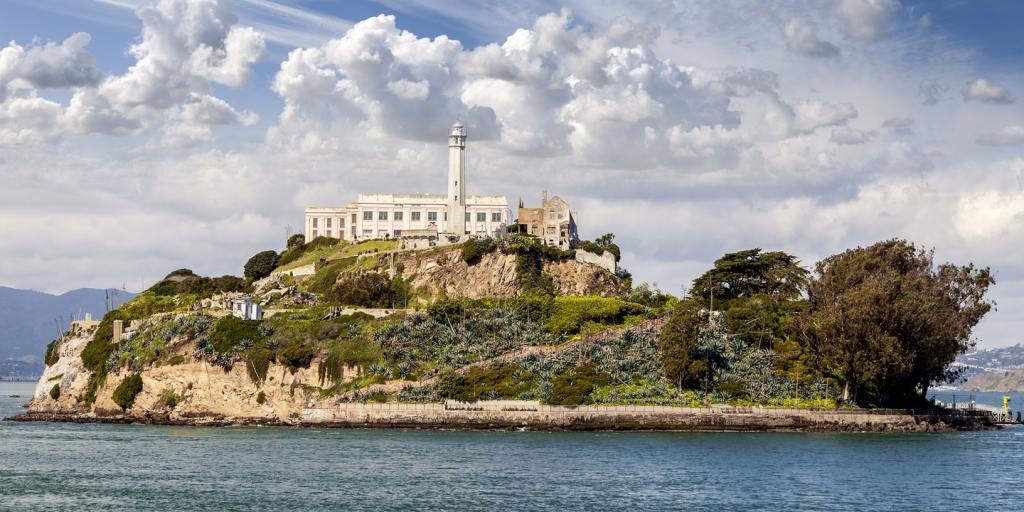 Ferry to Alcatraz Island, Things to do in California