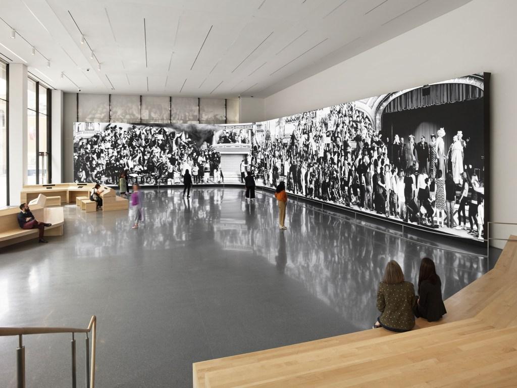 San Fransisco Museum of Modern Arts, California
