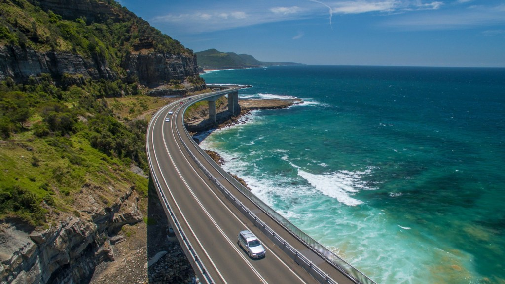 Take a road trip in New South Wales Coast