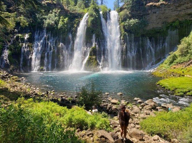 Visit Burney Falls, California