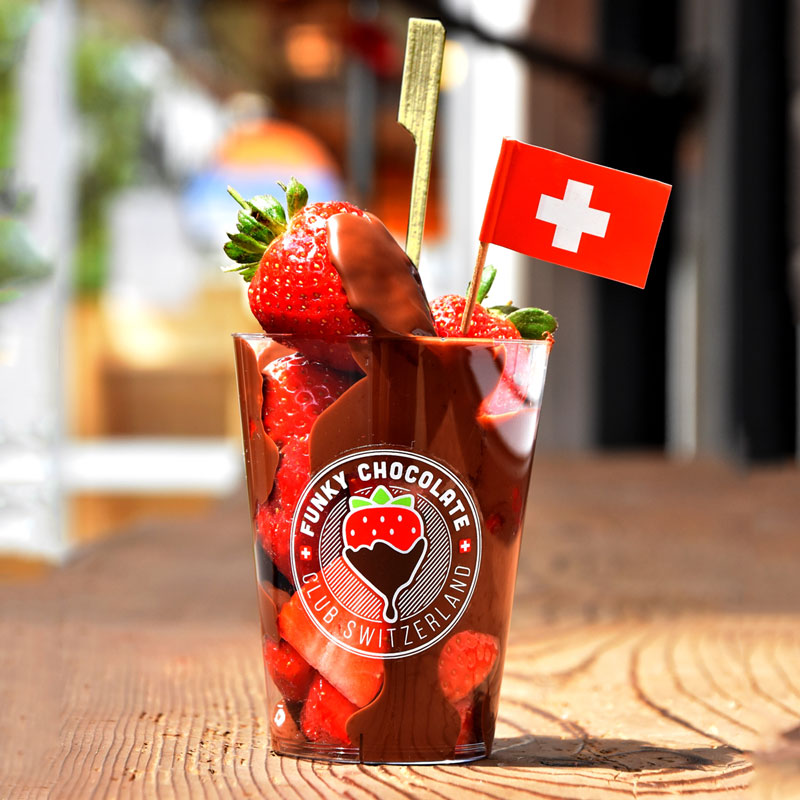 Visit Funky Chocolate Club in Interlaken