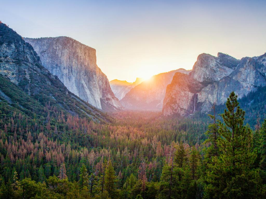 Visit Yosemite National Park Things to do in California
