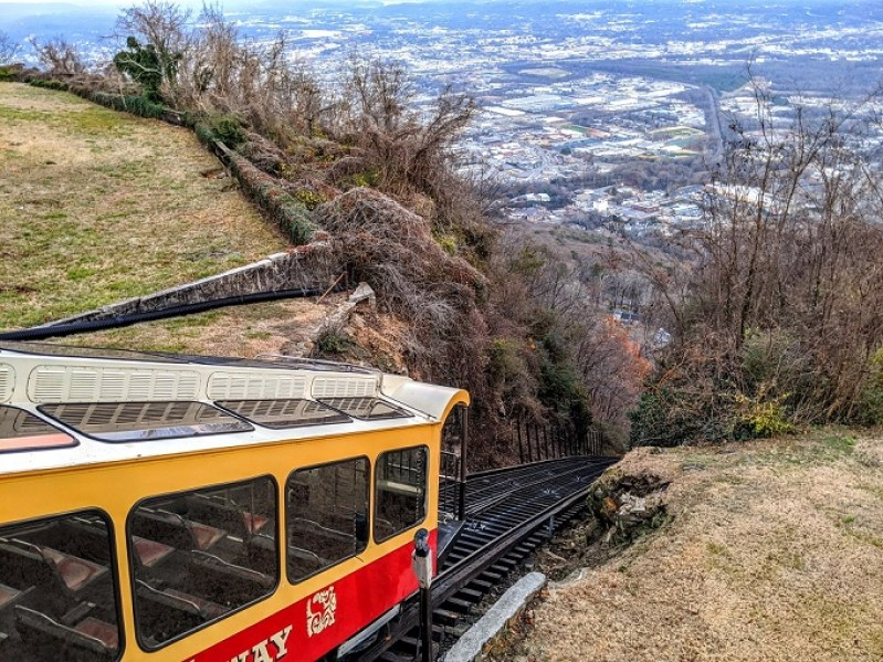 Take a Ride on Incline Railway in Chattanooga