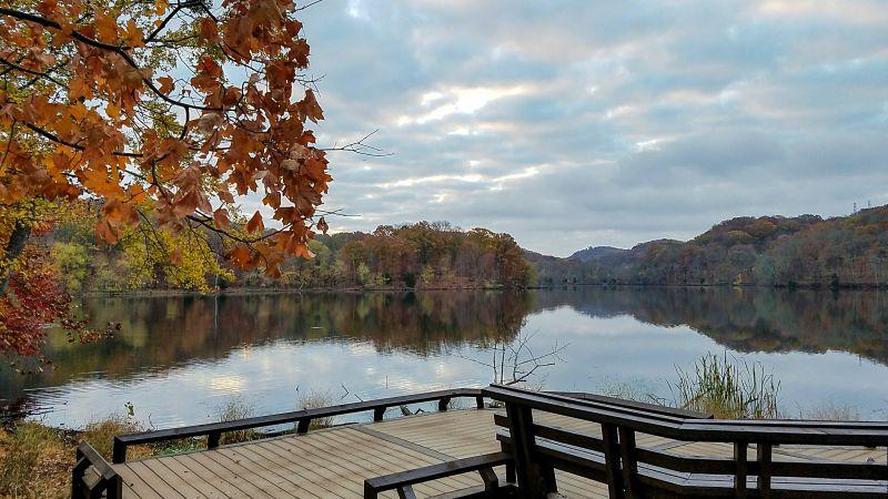Visit Radnor Lake in Nashville, Tennessee