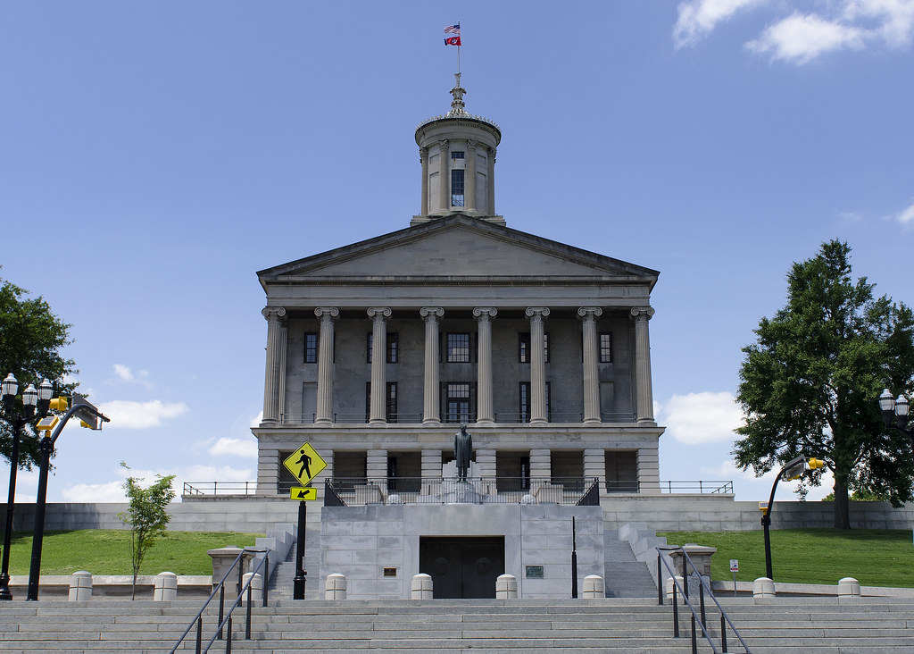Visit the State Capitol in Nashville