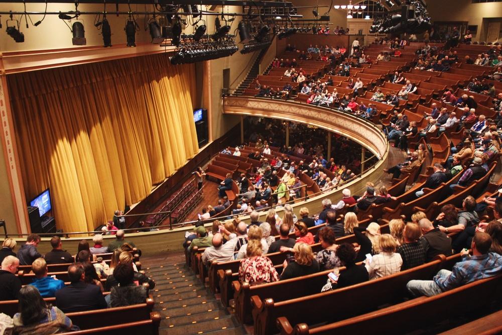Watch Star Performance at the Ryman Auditorium
