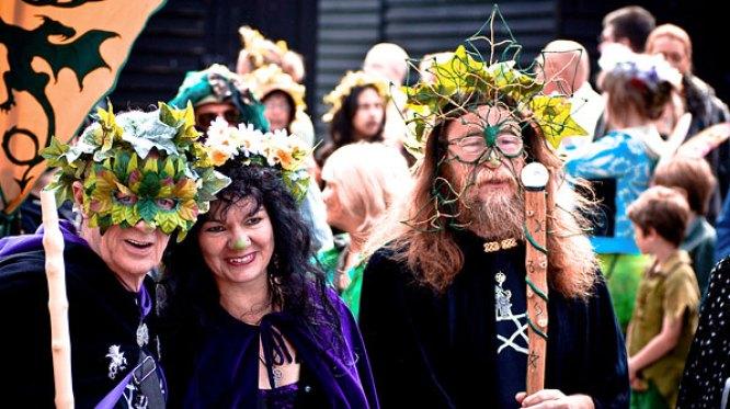 Best Halloween Events The Festival of the Dead in Salem, Massachusetts