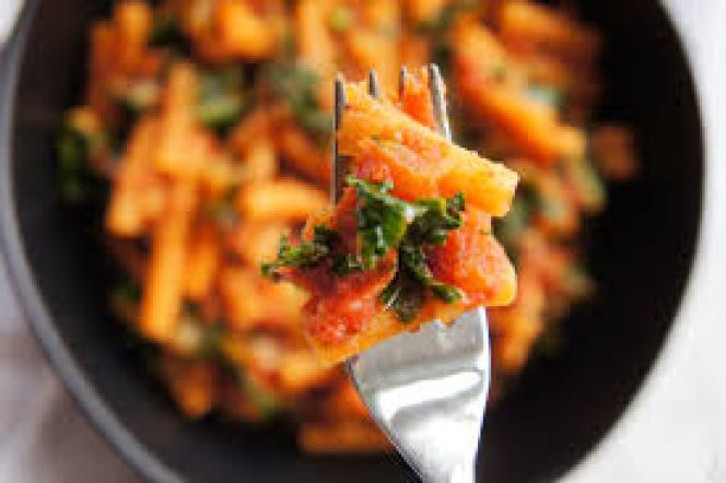 Camping Food Ideas Protein Pasta