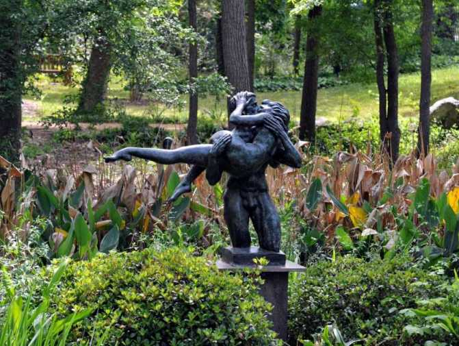 Visit Umlauf Sculpture Garden and Museum in Austin