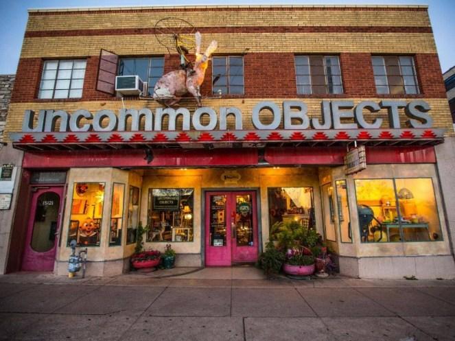 Visit Uncommon Objects Austin Texas
