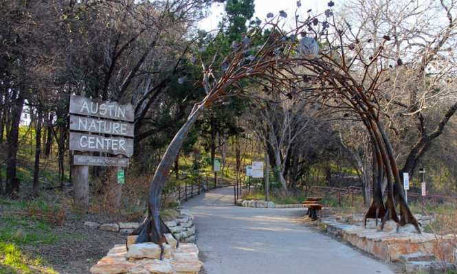 Visit the Austin Nature and Science Center