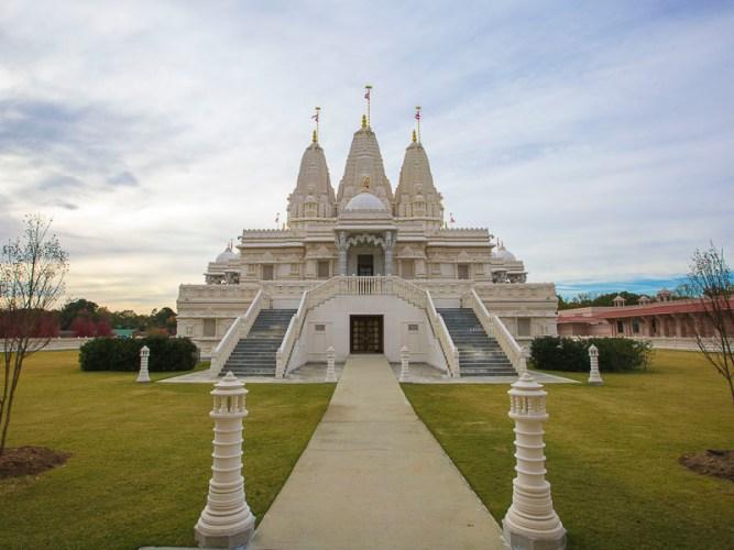 BAPS Sri Swaminarayan Mandir in Atlanta