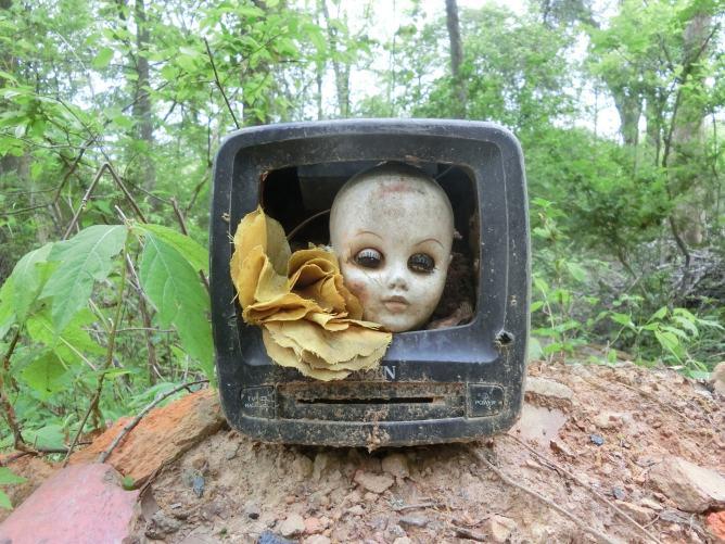 Doll's Head Trail in Atlanta, Georgia
