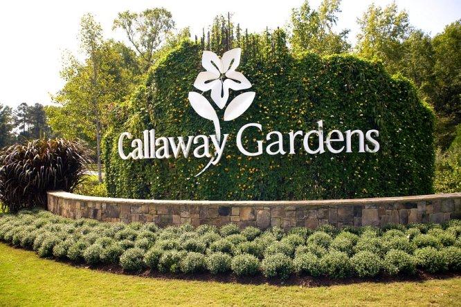 Things to Do in Georgia Callaway Gardens
