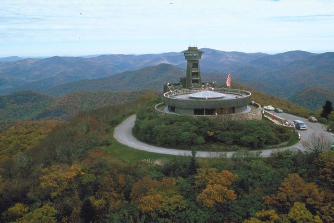 Things to do in Georgia Brasstown Bald