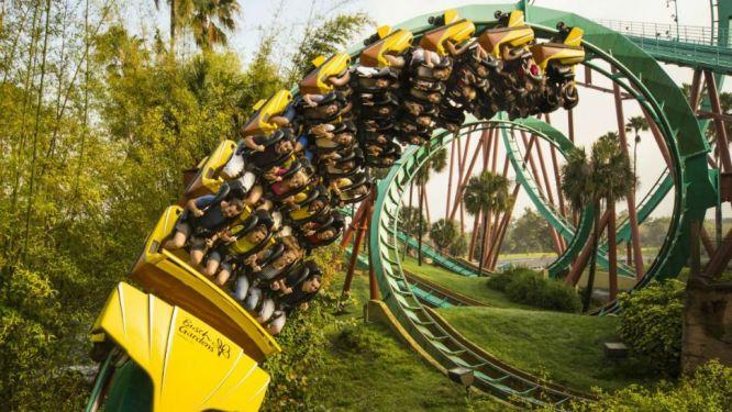 Visit Busch Gardens Tampa